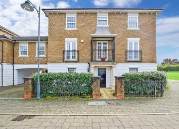 Thumbnail 6 bed detached house for sale in Maypole Drive, Kings Hill, West Malling, Kent