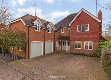 Thumbnail 5 bed detached house for sale in Waddling Lane, Wheathampstead, Hertfordshire
