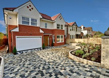 Thumbnail 6 bed detached house for sale in Park Road, New Barnet