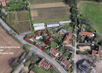 Thumbnail Land for sale in Capel Road, Bentley, Ipswich