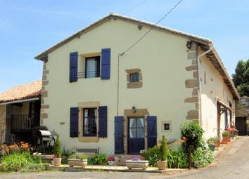 Thumbnail 3 bed property for sale in Yvrac Et Malleyrand, Poitou-Charentes, France