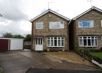 Thumbnail 3 bed detached house for sale in Coppice Drive, Eastwood, Nottingham