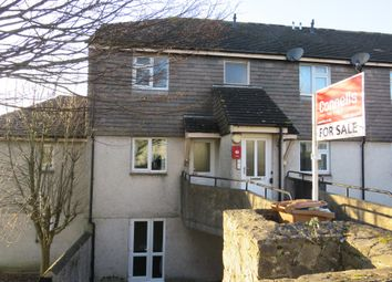 Thumbnail 2 bed maisonette for sale in Harwell Street, Plymouth
