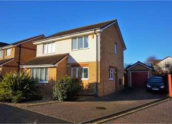 Thumbnail 3 bed detached house for sale in Foxglove Way, Weymouth