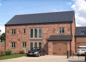 Thumbnail 6 bedroom link-detached house for sale in New Farm Court, Tilston Road, Malpas