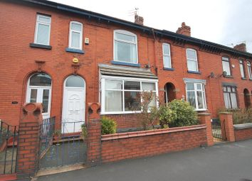 Thumbnail 3 bed terraced house for sale in Wilfred Road, Worsley, Manchester