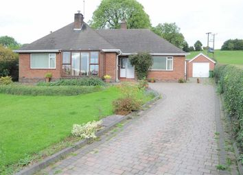 Thumbnail 3 bed detached bungalow for sale in Leadendale Lane, Rough Close, Stoke-On-Trent