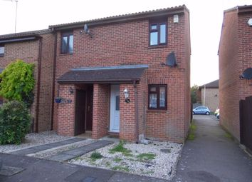 Thumbnail 1 bed end terrace house to rent in Newcourt, Uxbridge, Middlesex