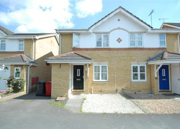 Thumbnail 3 bed property for sale in Gervaise Close, Cippenham, Slough