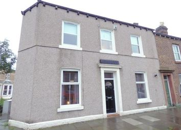 Thumbnail 2 bed terraced house for sale in Lorne Crescent, Carlisle