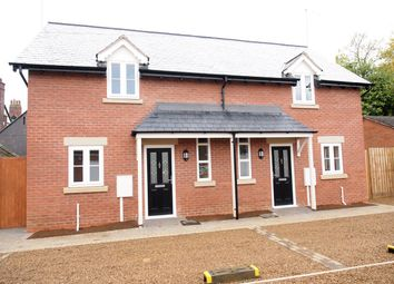 Thumbnail 2 bed semi-detached house for sale in Station Street, Kibworth, Kibworth