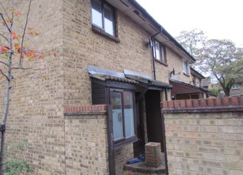 Thumbnail 1 bed property to rent in Fiennes Close, Chadwell Heath, Romford