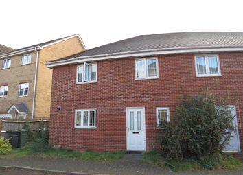 Thumbnail 3 bed end terrace house for sale in Stranding Street, Eastleigh