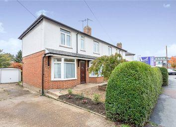 Thumbnail 3 bed semi-detached house for sale in Bourtonville, Buckingham, Buckinghamshire