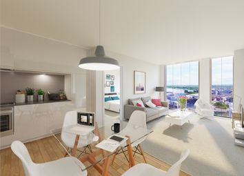 Thumbnail 2 bedroom flat for sale in Rutherford Street, Newcastle