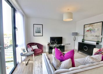 Thumbnail 3 bed flat for sale in Wycliffe House, Cranbrook Road, Ilford, Essex