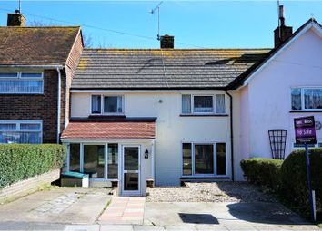 Thumbnail 2 bed terraced house for sale in Foxdown Road, Brighton