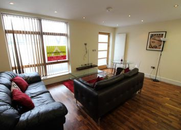 Thumbnail 2 bed flat to rent in Shirley Road, Enfield