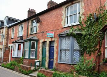 Thumbnail 3 bed terraced house for sale in Barrington Street, Tiverton