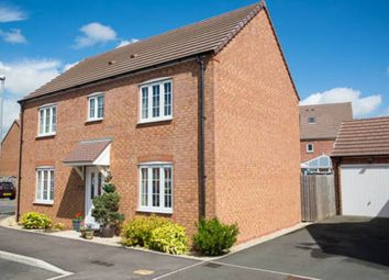 Thumbnail 4 bed detached house for sale in Wisteria Drive, Evesham