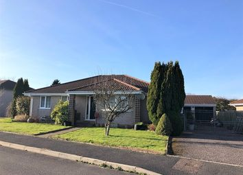 Thumbnail 3 bed detached bungalow for sale in Kennedy Way, Dunkeswell, Honiton