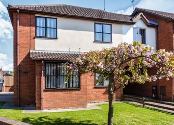 Thumbnail 2 bedroom end terrace house for sale in Brian Avenue, Skegness