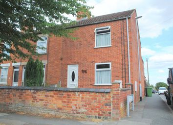 Thumbnail 2 bed end terrace house for sale in Farndish Road, Irchester, Wellingborough