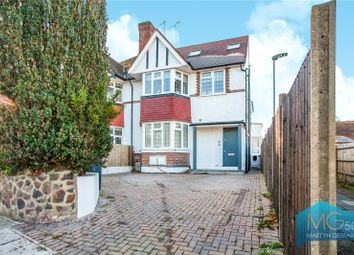 Thumbnail 1 bed flat for sale in Nether Street, Finchley, London