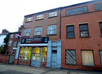 Thumbnail 4 bed flat to rent in Alfreton Road, Nottingham