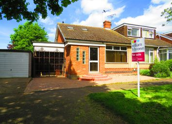 Thumbnail 3 bed semi-detached bungalow for sale in Kinross Close, Spinney Hill, Northampton