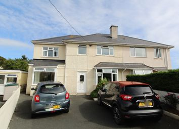 5 bed semi-detached house for sale in Randwick Park Road, Plymstock, Plymouth PL9
