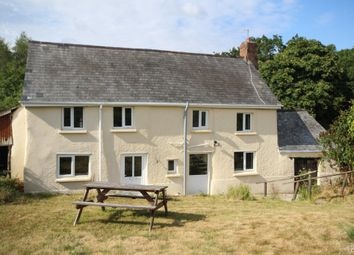Thumbnail 2 bed cottage to rent in Ashreigney, Chulmleigh