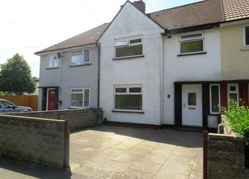Thumbnail 3 bed terraced house for sale in Fern Place, Fairwater, Cardiff