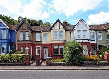 Thumbnail 4 bed terraced house to rent in Llantwit Road, Treforest, Pontypridd