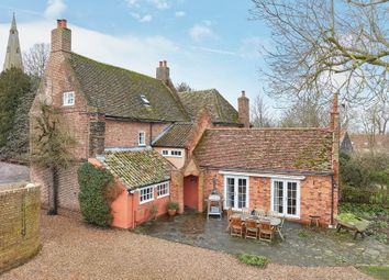 High Street, Over, Cambridge CB24. 4 bed detached house for sale
