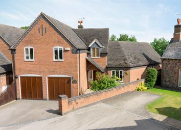 Thumbnail 4 bed detached house for sale in Causeway Lane, Cropston, Leicester
