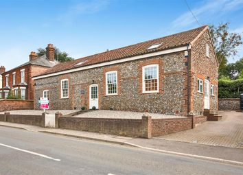 Thumbnail 2 bed property for sale in Fakenham Road, Briston, Melton Constable
