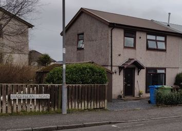 Thumbnail 3 bedroom semi-detached house for sale in Maclellan Road, Neilston, Glasgow