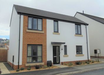 Thumbnail 3 bed detached house for sale in Kellands Lane, Okehampton