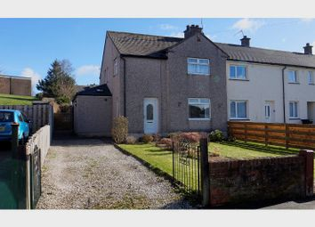 Thumbnail 3 bed semi-detached house for sale in Slatefell Drive, Cockermouth