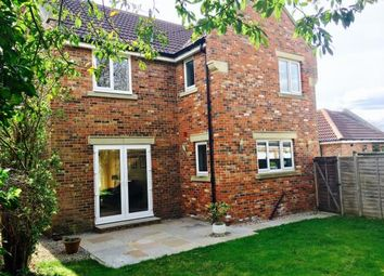 Thumbnail 4 bed detached house for sale in Springfield Garden, Stokesley, Middlesbrough, North Yorkshire