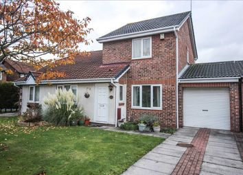 Thumbnail 2 bed semi-detached house to rent in Bondene Way, Hartford Chase, Cramlington