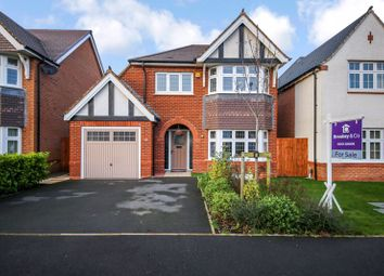3 bed detached house for sale in Meadowacre, Standish, Wigan WN6