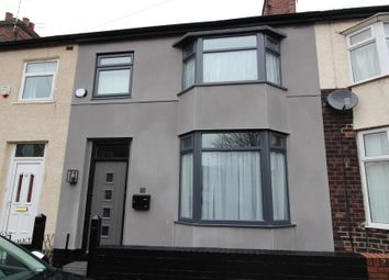 Thumbnail 3 bed terraced house to rent in Boxdale Road, Mossley Hill