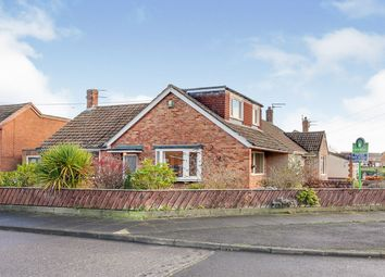 Thumbnail 2 bed bungalow for sale in Peltondale Avenue, Blyth, Northumberland