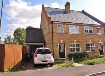 Thumbnail 3 bed semi-detached house to rent in Brushfield Way, Knaphill, Woking