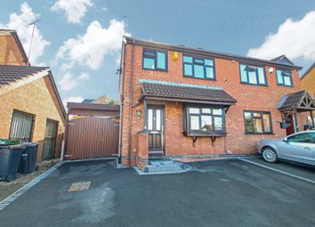 3 bed semi-detached house for sale in St. Michaels Way, Nuneaton CV10