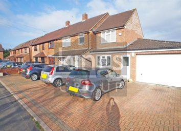Thaxted Way, Waltham Abbey EN9. 4 bed end terrace house for sale
