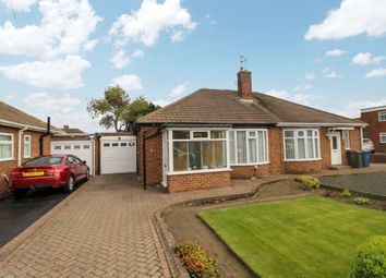 Thumbnail 2 bedroom bungalow for sale in Trafford Walk, Westerhope, Newcastle Upon Tyne