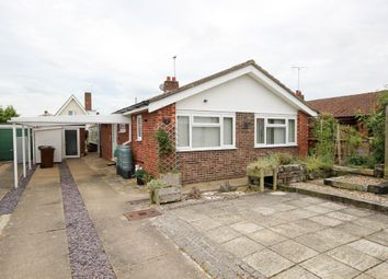 Thumbnail 2 bed detached bungalow for sale in Pine Close, Ormesby, Great Yarmouth